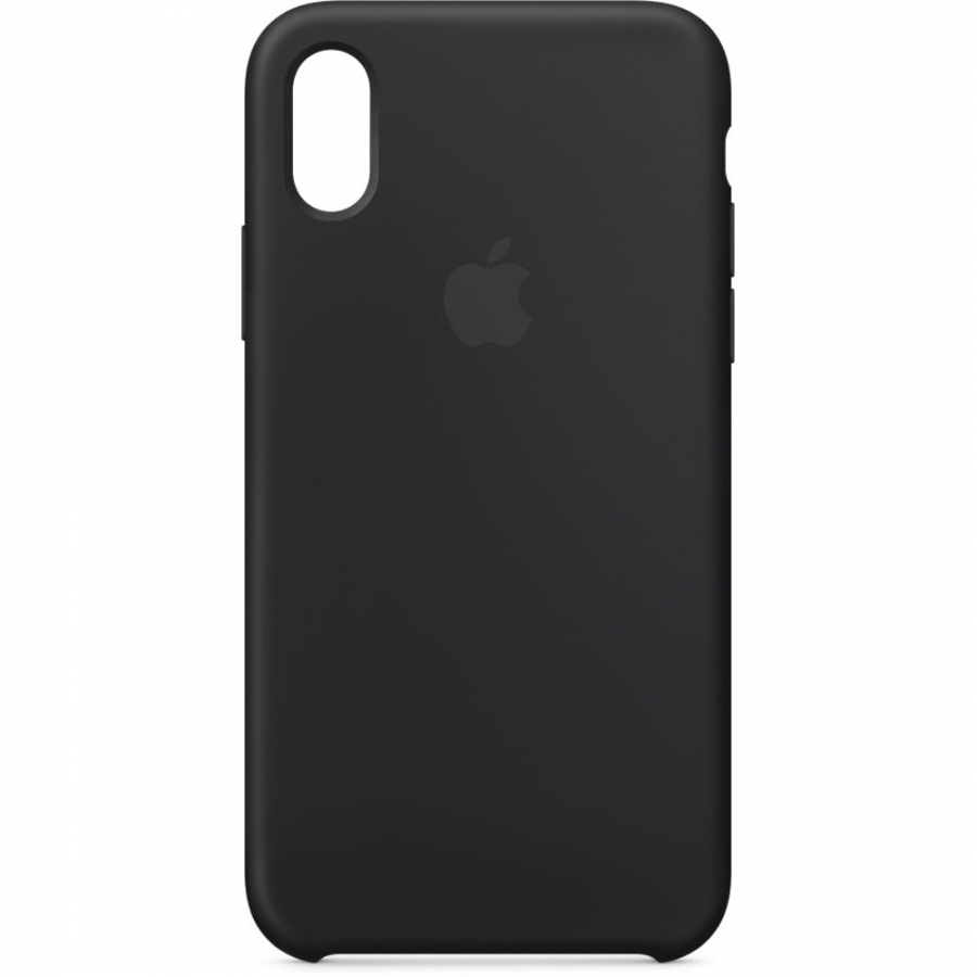iPhone X Silicone Case Black - Accessories - Apple products - Online shop -  iServiss 90c6dceaf2