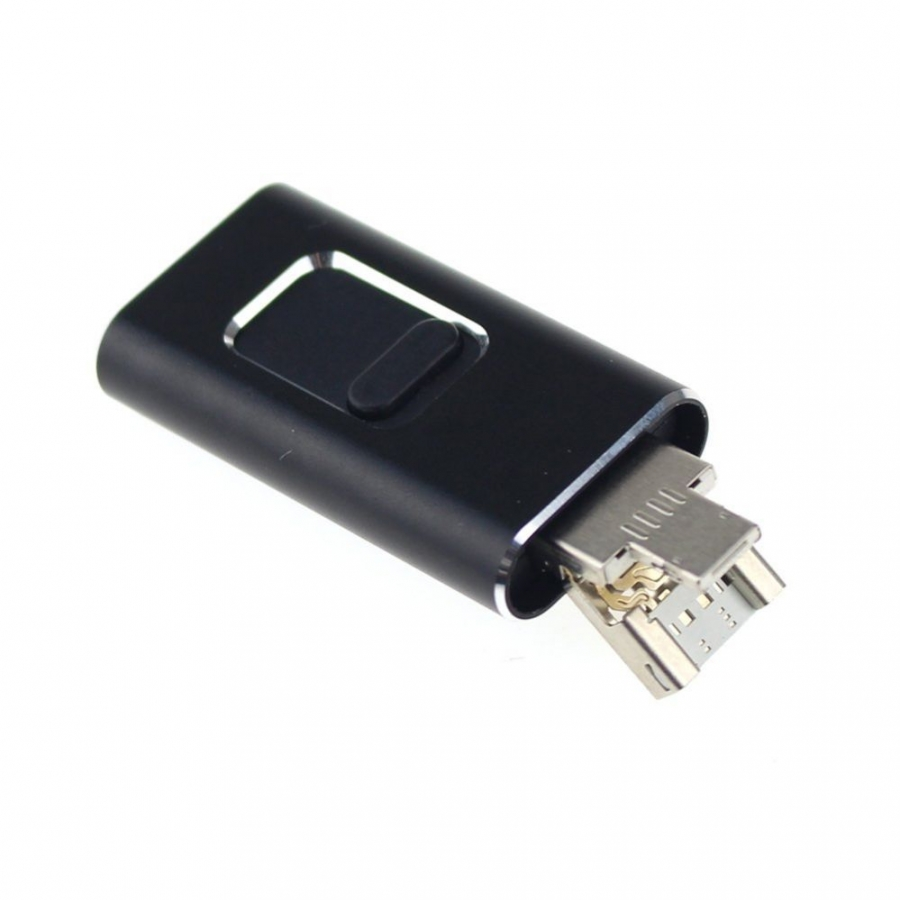 Micro USB-Lightning Mini Ventilatore Mini Ventilatore F OTG ANDROID /& IOS cellulare