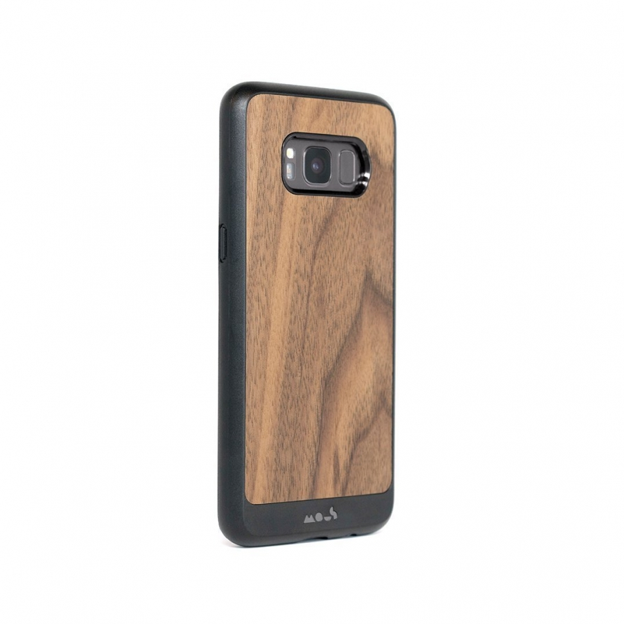 free shipping 61a5e ddb2d Galaxy S8 Case Limitless 2.0 Walnut - Mous Samsung Cases - Mous ...