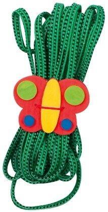 Mocco Mocco Chinese Ropes Daudzkrāsainas gumijas