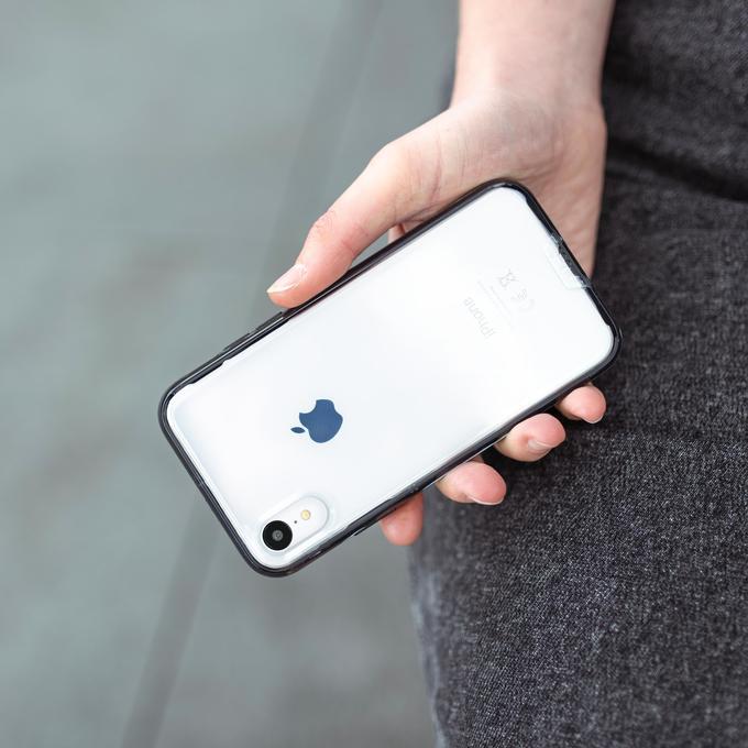 brand new b2391 871e7 Mous Clarity iPhone XR Case - Mous iPhone Cases - Mous Accessories ...