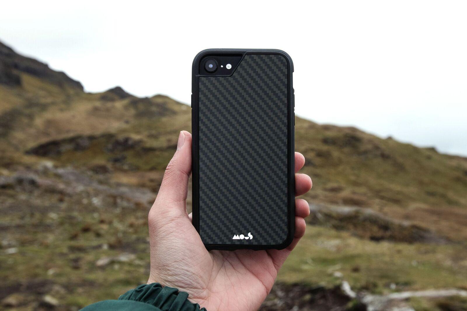 reputable site 099e5 19432 Mous Carbon Fibre iPhone XR Case - Mous iPhone Cases - Mous ...