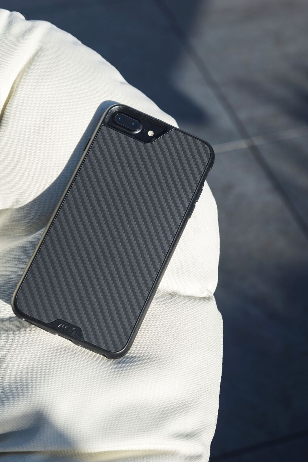 buy online aacb2 c44a7 Mous Carbon Fibre iPhone 6/7/8+ Case - Mous iPhone Cases - Mous ...
